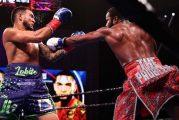 Adrien Broner supera a Jovanie Santiago en pelea cerrada