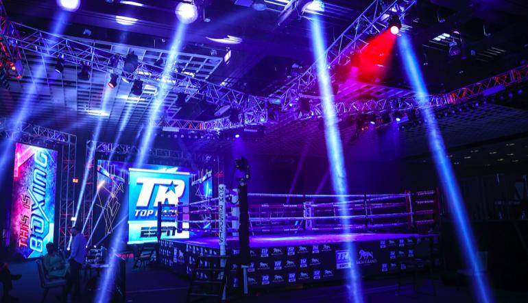 Top Rank planea abandonar «la burbuja» de Las Vegas