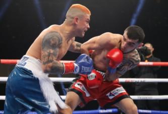 Jojo Díaz versus Rakhimov resultó en empate mayoritario