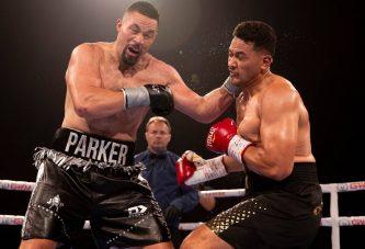 Parker derrota a Fa por decisión unánime en Nueva Zelanda