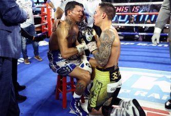 Miguel Berchelt promete volver más fuerte de la derrota por KO ante Valdez