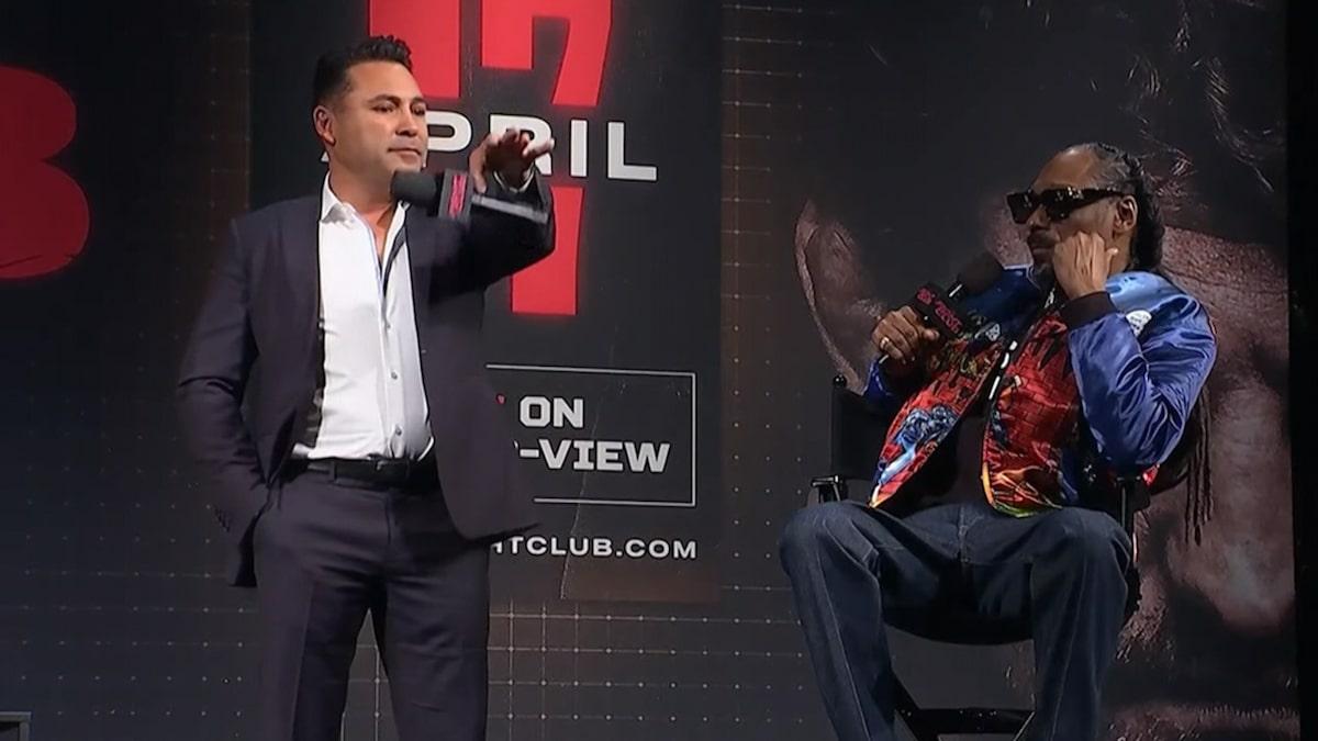 De La Hoya anuncia su regreso al boxeo a los 48 años