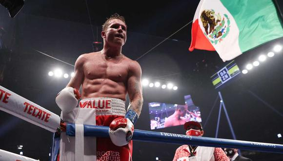 Canelo busca que se valore más a los peleadores latinos en Estados Unidos