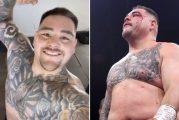 Andy Ruiz pesaba 310 libras, tuvo depresión después de la pérdida de Joshua -