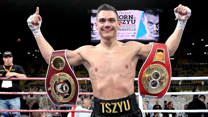 Tim Tszyu sigue imparable; acaba con Dennis Hogan