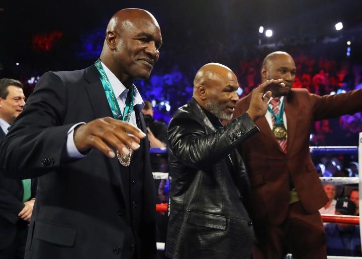 Equipo Holyfield: Mike Tyson rechazó garantía de $25 millones para la trilogía