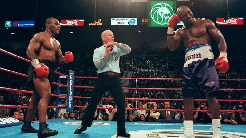Mike Tyson asegura que sí se realizará pelea contra Evander Holyfield
