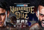 Navarrete se enfoca en su entrenamiento, no presta atención a los comentarios del