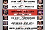 PBC y Showtime anuncian múltiples eventos boxísticos