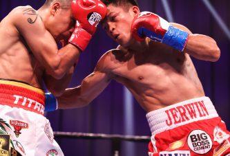 Jerwin Ancajas retiene contra Jonathan Rodríguez
