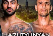 Artem Harutyunyan vs.Oliver Flores por el cinturón internacional de la AMB en Hamburgo
