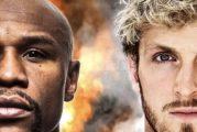 Mayweather vs. Logan Paul pelea de exhibición programada para junio en Miami