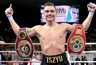 Los manejadores de Tim Tszyu están listos para gastar $10 millones para traerse la pelea por el título a Australia