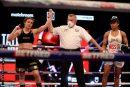 Katie Taylor retiene cinturones; otros resultados desde Manchester