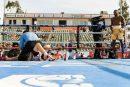 Cubano Erislandy Lara logra cinturón de peso mediano con nocaut en primer asalto