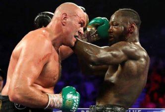 Tyson Fury vs Deontay Wilder: juez de arbitraje ordena tercera pelea