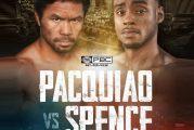 Manny Pacquiao vs Errol Spence - 21 de agosto en Las Vegas
