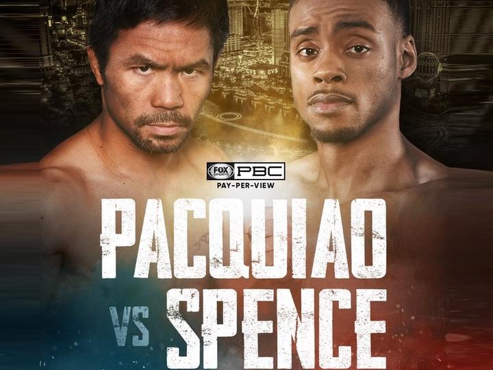 Manny Pacquiao vs Errol Spence – 21 de agosto en Las Vegas