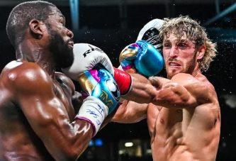 Resultados del evento de Floyd Mayweather vs. Logan Paul