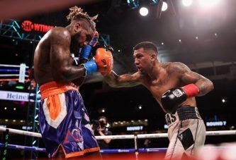 Luis Arias: Si la pelea hubiera sido en 154, hubiera noqueado a Hurd