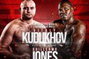 Guillermo Jones vs Vitaly Kudukhov el 13 de agosto en Moscú