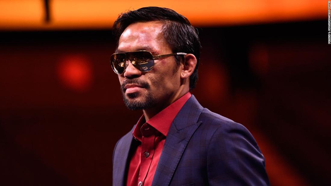 Manny Pacquiao admite: Mi carrera en el boxeo ya terminó