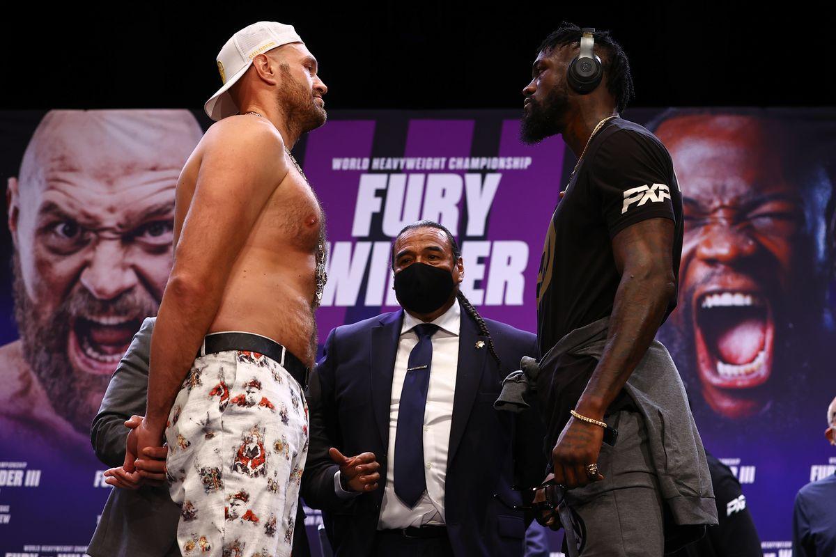 Wilder vs Fury 3 y Canelo vs Plant, próximas transmisiones por Lo Mejor del Boxeo