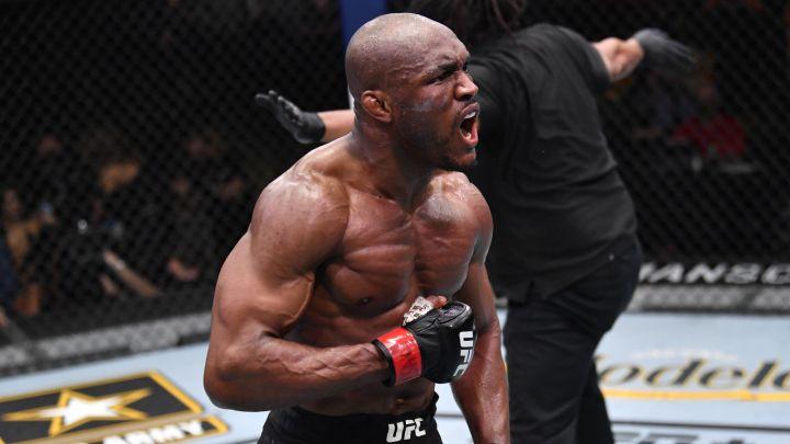 Kamaru Usman de la UFC quiere pelear con Canelo Álvarez