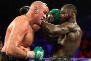 Fury vs Wilder III: Tyson Fury llama a Deontay Wilder