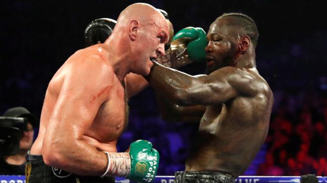 Fury vs Wilder III: Tyson Fury llama a Deontay Wilder «peligroso» y una «bomba atómica»