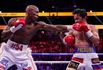 WBA niega la solicitud de Ugás para enfrentar a Spence, le ordena enfrentar a Stanionis