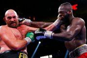 Deontay Wilder rompe el silencio para rendir homenaje a Tyson Fury: 'Gracias por los grandes recuerdos históricos'